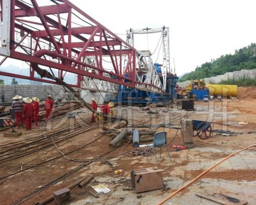 专业打井钻井施工钻井的三步大骤
